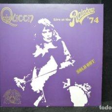 Discos de vinilo: QUEEN - LIVE AT THE RAINBOW '74 - 2 LP GATEFOLD. Lote 171309707