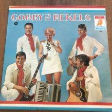 Discos de vinilo: GORRY EN DE REKELS. Lote 171315610