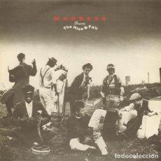 Discos de vinilo: LP VINILO MADNESS. THE RISE AND FALL, EDICIÓN ESPAÑOLA DE 1983, EN MUY BUEN ESTADO. Lote 171327950