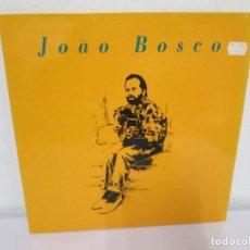 Discos de vinilo: JOAO BOSCO. LP VINILO. DISCOGRAFIA PASION 1989. VER FOTOGRAFIAS ADJUNTAS. Lote 171331744