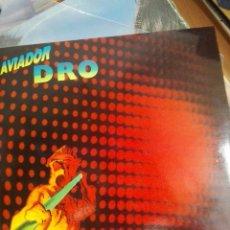 Discos de vinilo: AVIADOR DRO - AMOR INDUSTRIAL / ARQUITECTO ACERO / (1983). COMO NUEVO. MINT.SIN USO APARENTE. Lote 171338259