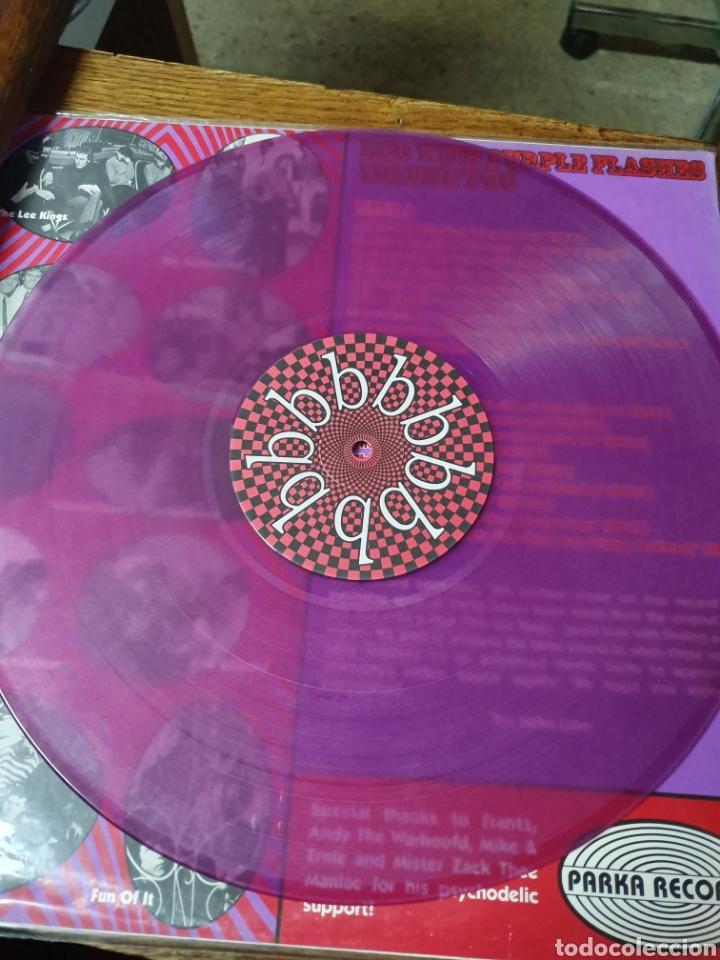 Discos de vinilo: Various ?– Red With Purple Flashes Vol. 2, Parka 2000. compilation.de originales. - Foto 4 - 171359348