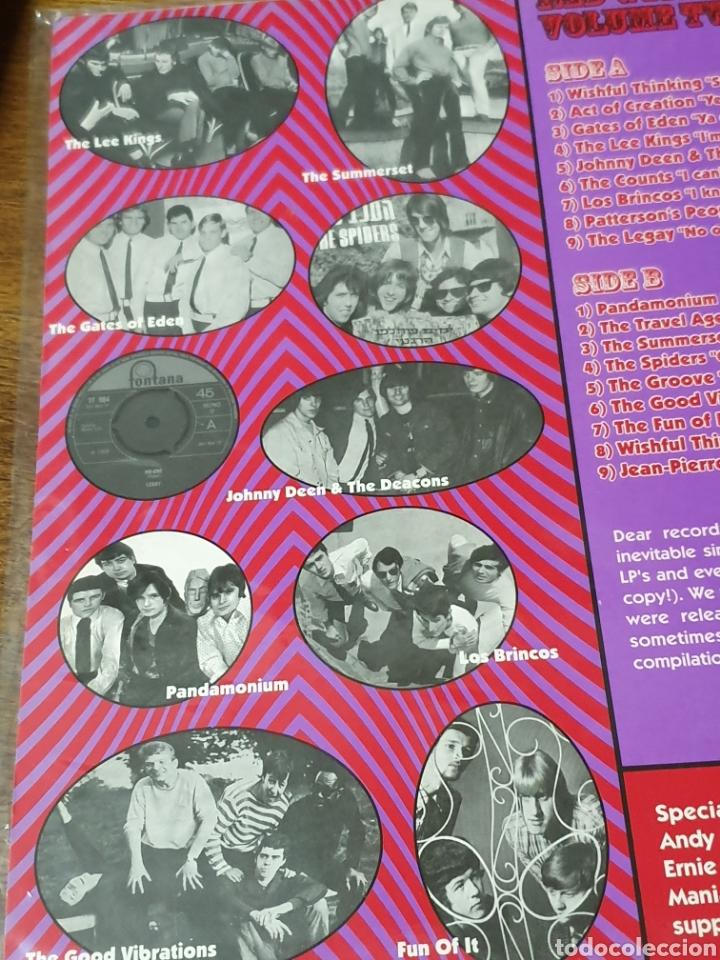 Discos de vinilo: Various ?– Red With Purple Flashes Vol. 2, Parka 2000. compilation.de originales. - Foto 6 - 171359348