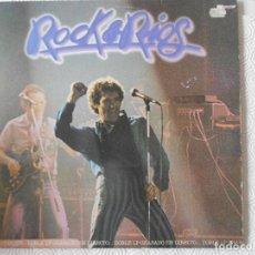 Discos de vinilo: MIGUEL RIOS. ROCK & RIOS. DOBLE LP DE VINILO.. Lote 171398540