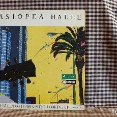 Discos de vinilo: CASIOPEA - HALLE, ALFA ?– ALR-12003,1985, JAPON. JAZZ FUSION. . Lote 171399108