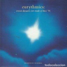 Discos de vinilo: EURYTHMICS. SINGLE. SELLO RCA. EDITADO EN INGLATERRA.. Lote 171409480