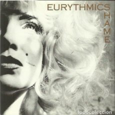 Discos de vinilo: EURYTHMICS. SINGLE. SELLO RCA. EDITADO EN INGLATERRA.. Lote 171409594