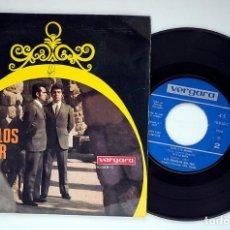 Discos de vinilo: LOS GEMELOS DEL SUR. Y MAÑANA DIOS DIRÁ. VINILO EP. 1968. Lote 171412727