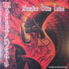 Disques de vinyle: MOTÖRHEAD – SNAKE BITE LOVE -LP-. Lote 195457928