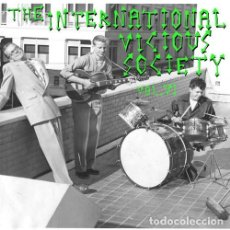 Discos de vinilo: VARIOUS - THE INTERNATIONAL VICIOUS SOCIETY VOL.VI. Lote 171430724
