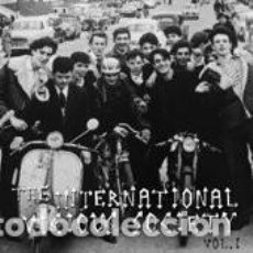 Discos de vinilo: VARIOUS - THE INTERNATIONAL VICIOUS SOCIETY VOL. 1. Lote 171431198