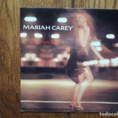 Discos de vinilo: MARIAH CAREY - SOMEDAY + SOMEDAY. Lote 171432813