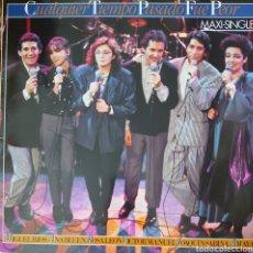 Discos de vinilo: MIGUEL RÍOS / ANA BELÉN/ ROSA LEÓN / VÍCTOR MANUEL / JOAQUÍN SABINA / AMAYA. MAXI-SINGLE SELLO...... Lote 171442388