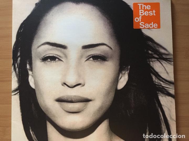 SADE. THE BEST OF SADE. (DOBLE VINILO 1994) (Música - Discos - LP Vinilo - Electrónica, Avantgarde y Experimental)