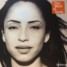 Discos de vinilo: SADE. THE BEST OF SADE. (DOBLE VINILO 1994). Lote 171446754