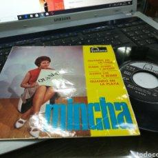 Discos de vinilo: MINCHA EP QUANDO EN LA LUNA + 3 1965. Lote 171449017
