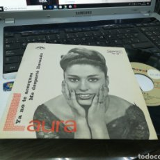 Discos de vinilo: LAURA SINGLE PROMOCIONAL YA NO TE ACERQUES 1966. Lote 171450278