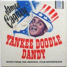 Discos de vinilo: YANKEE DANDY. GEORGES M. COHAN. Lote 171450815