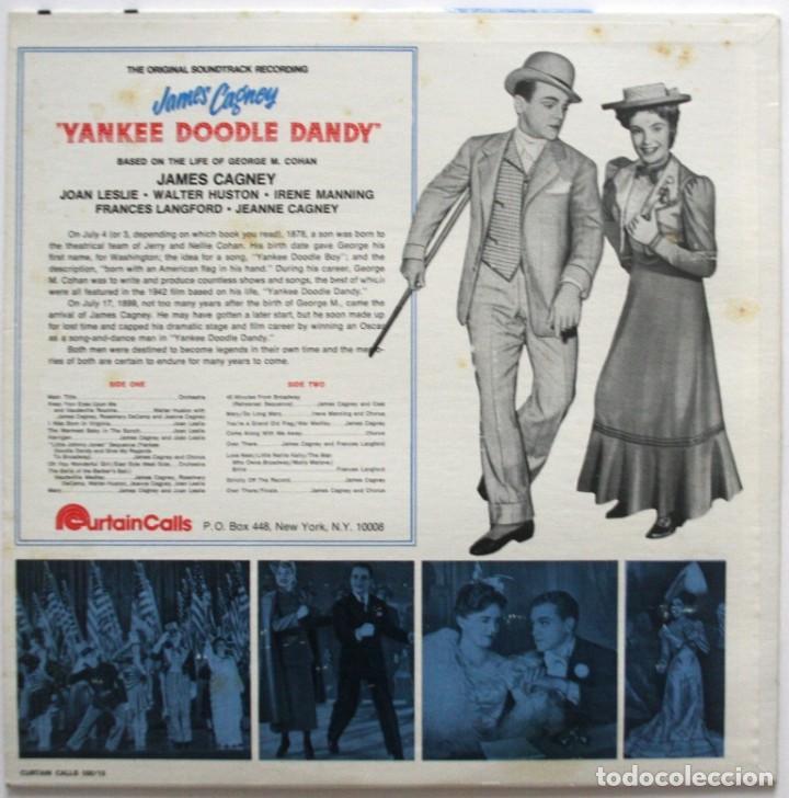 Discos de vinilo: YANKEE DANDY. GEORGES M. COHAN - Foto 2 - 171450815