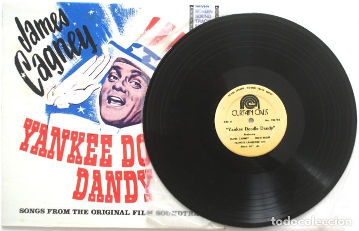 Discos de vinilo: YANKEE DANDY. GEORGES M. COHAN - Foto 3 - 171450815
