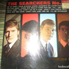 Discos de vinilo: THE SEARCHERS -THE SEARCHERS Nº 4 LP - ORIGINAL U.S.A. - KAPP RECORDS 1965 MONO FUNDA INT. GENERICA. Lote 171458192