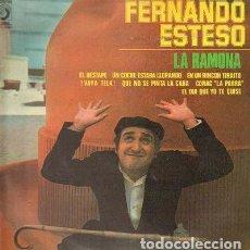 Discos de vinilo: FERNANDO ESTESO - LA RAMONA. Lote 171472274