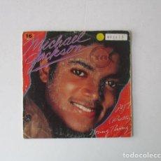 Discos de vinilo: MICHAEL JACKSON PRETTY YOUNG THING. Lote 171484764