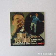 Discos de vinilo: RUDY VENTURA Y SU CONJUNTO. Lote 171486217