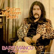 Discos de vinilo: BARIS MANÇO-SÖZÜM MECLISTEN DISARI - PSYCHEDELIC, PROGRESSIVE, FUNK - 70'S & 80'S - LP. Lote 171493633