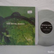 Discos de vinilo: VINILO LP - RARISIMO GHOSTLY THE METAL BABIES / MB-001 . Lote 171496439