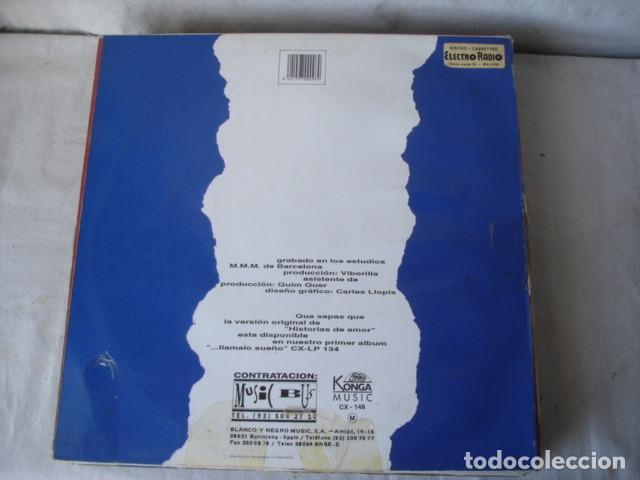 Discos de vinilo: obk Historias De Amor - Foto 2 - 171499060