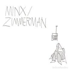 Discos de vinilo: MINX/ZIMMERMAN - S/T - SYNTH-POP - 80'S - ESPACIAL DISCOS/LP . Lote 171499214