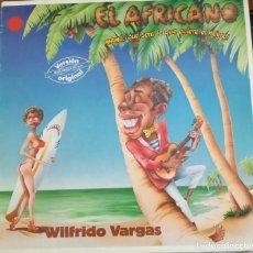 Discos de vinilo: MAMI QUE SERÁ LO QUE QUIERE EL NEGRO - WILFRIDO VARGAS ESPAÑA 1985 - VG+. Lote 171534525