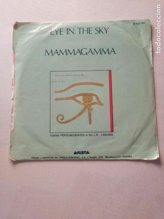 Discos de vinilo: THE ALAN PARSONS PROJECT.EYE IN THE SKY. - Foto 2 - 171536267
