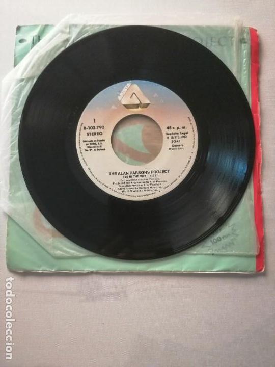 Discos de vinilo: THE ALAN PARSONS PROJECT.EYE IN THE SKY. - Foto 4 - 171536267