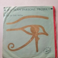 Discos de vinilo: THE ALAN PARSONS PROJECT.EYE IN THE SKY.DE VENTA EN UN LOTE.SOLO PARA VER FOTOS DEL DISCO.. Lote 171536267