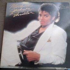 Discos de vinilo: MICHAEL JACKSON - THRILLER. Lote 171564090