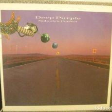 Discos de vinilo: DEEP PURPLE - NOBODY'S PERFECT. DOUBLE ALBUM 2LPS 1988 POLIGRAM POL 287, M-M. Lote 171572074
