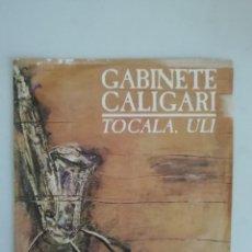 Discos de vinilo: GABINETE CALIGARI TOCALA ULI. Lote 171577465