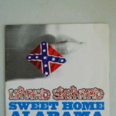 Discos de vinilo: LYNYRD SKYNYRD SWEET HOME ALABAMA. Lote 171578418