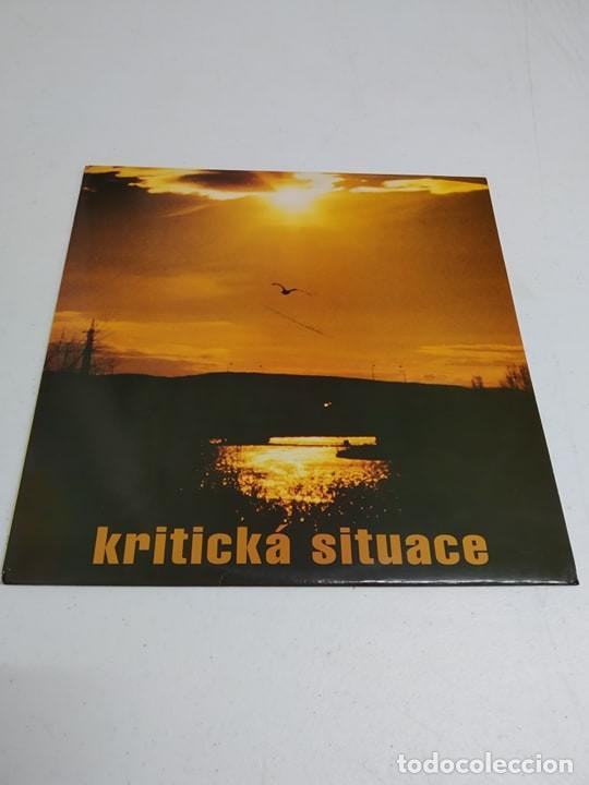KRITICKA SITUACE - KRITICKÁ SITUACE --PUNK HARD CORE RAREZA!! (Música - Discos - LP Vinilo - Punk - Hard Core)