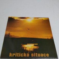Discos de vinilo: KRITICKA SITUACE - KRITICKÁ SITUACE --PUNK HARD CORE RAREZA!!. Lote 171581570