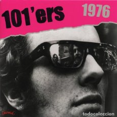 Discos de vinilo: SINGLE EP THE 101'ERS 1976 EP KEYS TO YOUR HEART VINYL PUNK JOE STRUMMER THE CLASH. Lote 171584935