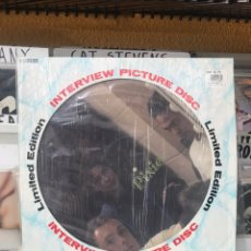 Discos de vinilo: PIXIES INTERVIEW PICTURE DISC LIMITED EDITION. Lote 171592992