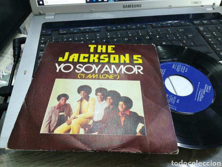 THE JACKSON 5 SINGLE YO SOY AMOR ESPAÑA 1975 (Música - Discos - Singles Vinilo - Funk, Soul y Black Music)