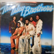 Discos de vinilo: THE ISLEY BROTHERS - HARVEST FOR THE WORLD. Lote 171596117