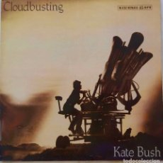 Discos de vinilo: KATE BUSH, CLOUDBUSTING. MAXI SINGLE ESPAÑA 3 TEMAS. Lote 171601314