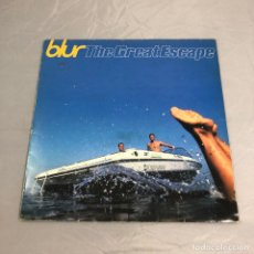Discos de vinilo: DISCO VINILO LP, BLUR THE GREAT ESCAPE, 1995, ORIGINAL.. Lote 171612433