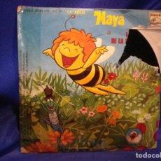 Disques de vinyle: LA ABEJA MAYA. Lote 171628610