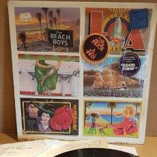 Discos de vinilo: THE BEACH BOYS / LIGHT ALBUM / LP - BROTHER RECORDS-1979 / MBC. ***/***. Lote 171628898